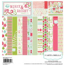 Merry & Bright - Carta Bella