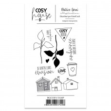 Cosy House - Clear stamps by Beatrice Garni