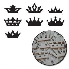Maya Road Chipboard Crowns