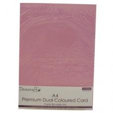 A4 Premium Dual Coloured Card