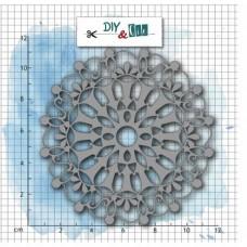 DIY & Cie matrice de découpe - Napperon