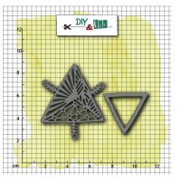 DIY & cie die - Triangles