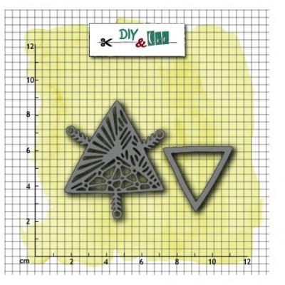 DIY & cie die - Triangles