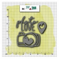 DIY & cie die - PHOTO LOVE