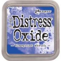 Distress Oxide Ink – Blueprint Sketch