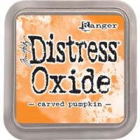Distress Oxide Ink – Carved Pumpkin