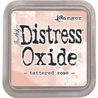 Distress Oxide Ink – Tattered Rose