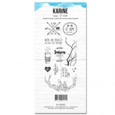 At Home - Tampons transparents: Ateliers de Karine