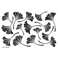 Designs by Ryn Pochoir - Gingko