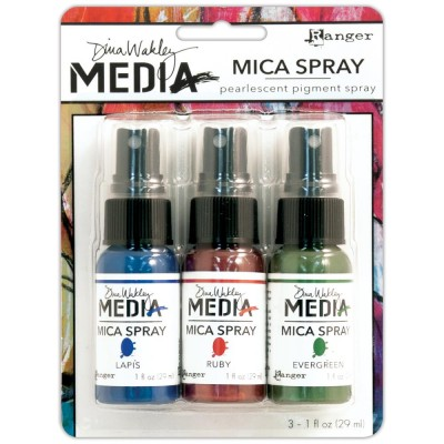 Dina Wakley Mica Spray