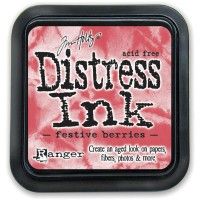 Distress Ink – Festive Berries