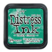 Distress Ink – Lucky Clover