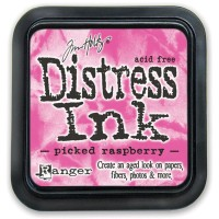 Distress Ink – Picked Raspberry