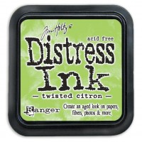 Distress Ink – Twisted Citron