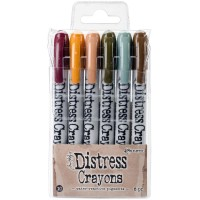 Distress Crayons set #10