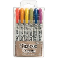 Distress Crayons set #2