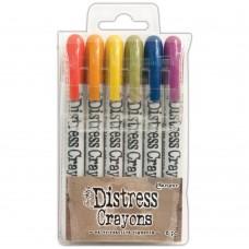 Distress Crayons set #2
