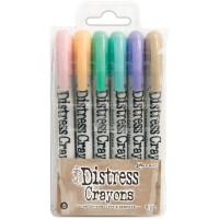 Distress Crayons set #5