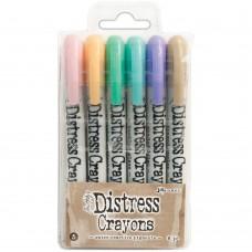Distress Crayons set #5