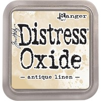 Distress Oxide Ink – Antique Linen