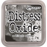 Distress Oxide Ink – Black Soot
