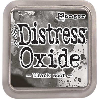 Distress Oxide Ink – Black Soot