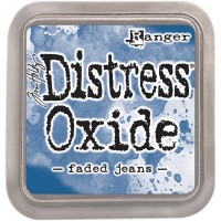 Distress Oxide Ink – Faded Jeans