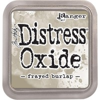 Distress Oxide Ink – Frayed Burlap
