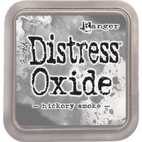 Distress Oxide Ink – Hickory Smoke