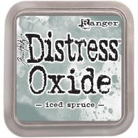 Distress Oxide Ink – Iced Spruce