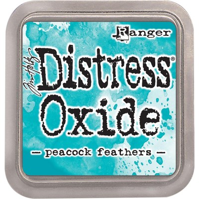 Distress Oxide Ink – Peacock Feathers