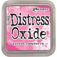 Distress Oxide Ink – Picked Raspberry
