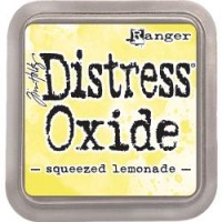 Distress Oxide Ink – Squeezed Lemonade