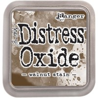Distress Oxide Ink – Walnut Stain