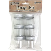 Tim Holtz Distress Storage Jars (Bocaux de rangement)