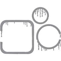 Drip Dry - Spellbinders Shapeabilities S4-742