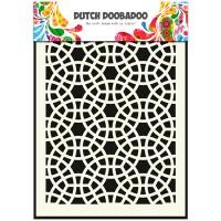MosaÏque A5 Pochoir Dutch Doobadoo