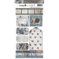 Embellishment sheet 01 'En toutes lettres' by Lorelaï Design & Cathy Contiero