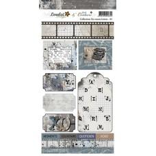 Etiquettes 01 'En toutes lettres' de Lorelaï Design & Cathy Contiero