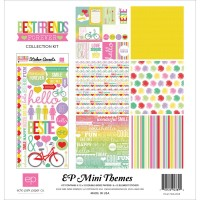 Best Friends Forever 12x12 Collection by Echo Park Mini Themes