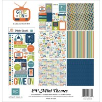 Game On 30x30 Collection par Echo Park Mini Themes