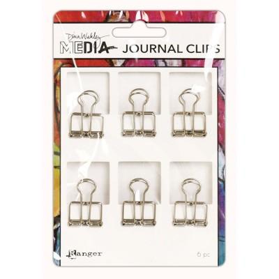 Dina Wakley media journal clip small x6