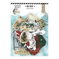 Oh Winter die cuts by Florilèges Design