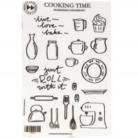 Cooking Time stickers by Studio Forty