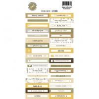 Sous-bois Sticker Sheet by Mes p'tits ciseaux