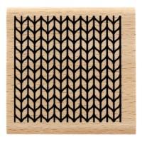 Bout de laine - Tampon bois de Florilèges Design