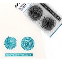 Nouveaux horizons - Tampons Florilèges Design capsule sept 2018