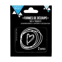 Florilèges Design Dies - Outils de découpe - À la main