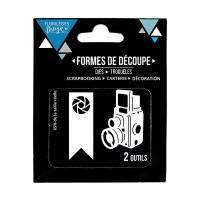 Florilèges Design dies - Photo d'antan