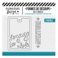 Florilèges Design Dies : Voyage de Rêve